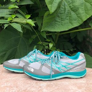 The North Face Ultra Trail running shoe